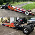 2000 Danny Nelson Racecraft Swing-Arm Dragster