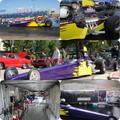 "2006 235""hardtail A&E Fabrication Regan car"