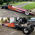 2000 Danny Nelson Racecraft Swing-Arm Dragster Turnkey