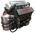 670ci Fuel Injected Brad Klein BBC Engine  for sale $49,500