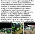Gumm super stock roller