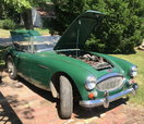 1967 Austin Healey M3000 BJ8  for sale $39,000