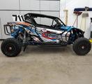 2018 Canam X3 XRC Weller Racing Short Course Race Car