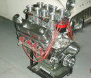 427 CI Small Block Ford Aluminum Engine  for sale $18,000