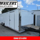 2021 28'  Cargo  Mate Car / Race Trailer