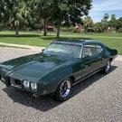 1970 Pontiac GTO  Numbers matching 400 V8