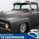 1956 Ford F-100 Big Window Restomod