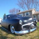 1949 Ford Kustom  Custom Hot Rod Business Coupe Trade