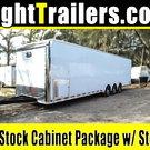 2021 Pro Stock Elite 34' Trailer - Dragster Lift - Loaded