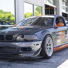 2003 BMW E46 M3 GTS-3 Race Car
