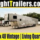 48 Vintage Trailers Living Quarters Trailer -- ARRIVING SOON