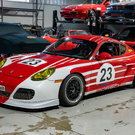 2009 Porsche Cayman Interseries Racecar