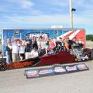 2014 Mcilvain Racecars 247 inch top dragster