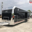 2020 ATC QUEST X 8.5X28 Car / Racing Trailer....STOCK# AT-21