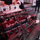 (2) Reher 959 Cubic Inch Been 3.701@203.43