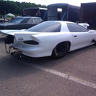 suncoast drag car
