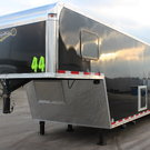 2020 44' Gooseneck Trailer with LARGE BATHROOM $44,999