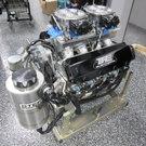 Bob Book Chevy 415ci Engine