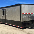 BBQ/RV 8.5x34 Triple Axle