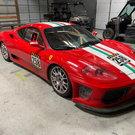 Ferrari 360 Challenge Car 2001