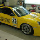 996 GT3 Cup Car