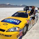 Dale Earnhardt, Jr. Land Speed Racer