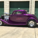 '34 3/W Coupe