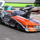 Tim Mcamis NHRA 1967 Mustang Shelby GT Pro Mod