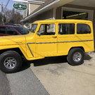 1962 Jeep Utility Wagon