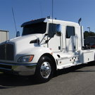 2010 Kenworth T300 Custom Toter