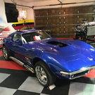 1968 Corvette Roller