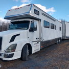Combo 2008 Renegade 41' Motorcoach with 30' Renegade Stacker