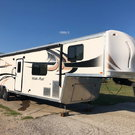 2016 Work and Play 38ft 5th Wheel