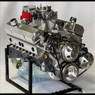 CHEVY TURN KEY SBC 400/406 STAGE 3.0 DART BLOCK, MOTOR 530HP