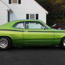 1971 Restomod Plymouth Duster