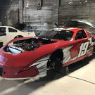 GARC Grill Super Late Model (SELLING AS A ROLLER NOW)
