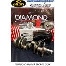 6.0L LS 402-408 Stroker Kit 10.0:1 LS2K Diamond Pistons