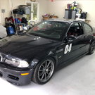 2004 BMW E46 M3 6spd HPDE/Club