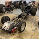 125 inch Rolling Chassis