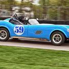1959 Kellison J5 Kellison Manning Special Convertible