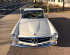 1966 Mercedes-Benz 230SL  for sale $45,000