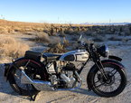 1939 NORTON MOTORCYCLE FLATHEAD  for sale $10,500