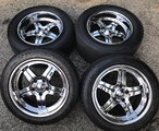 Boze Alloy Speedster Wheels