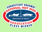 Connecticut Dragway Class Winner Decal  for sale $7.49