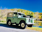 1962 Land Rover  for sale $44,939