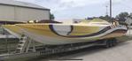 40' Skater Catamaran Offshore Race Boat with Trailer&n