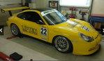 1999 Porsche 911 GT3 Cup Car