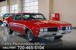 1969 Oldsmobile Cutlass 442 Coupe