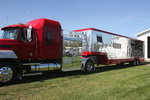1993 Mack (Non CDL) Truck w/ Race Car or Horse Trailer