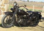1927 Harley Davidson w/ Original Condition